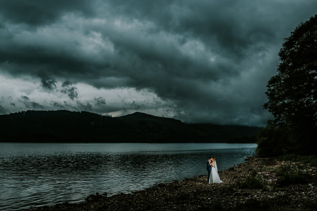 Gorgeous Cumbrian wedding with early morning swimming! Fairclough Photography (24)