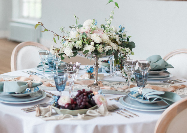 Cornwell Manor wedding styling, pastel blue wedding ideas, Kate Nielen Photography (34)