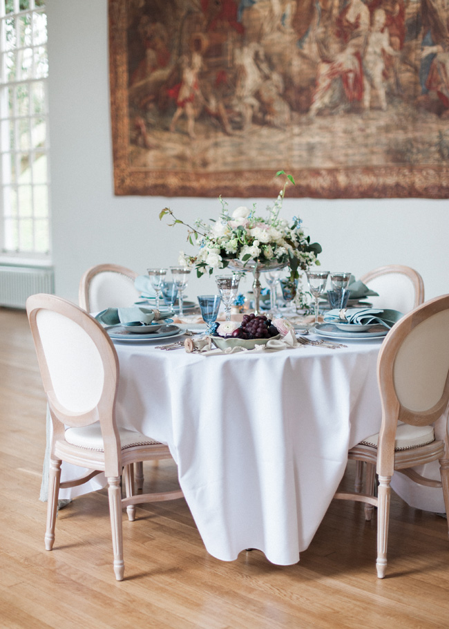 Cornwell Manor wedding styling, pastel blue wedding ideas, Kate Nielen Photography (30)