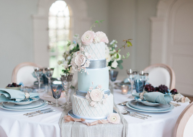 Cornwell Manor wedding styling, pastel blue wedding ideas, Kate Nielen Photography (25)