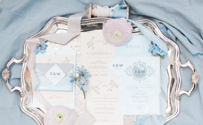 Cornwell Manor wedding styling, pastel blue wedding ideas, Kate Nielen Photography (24)