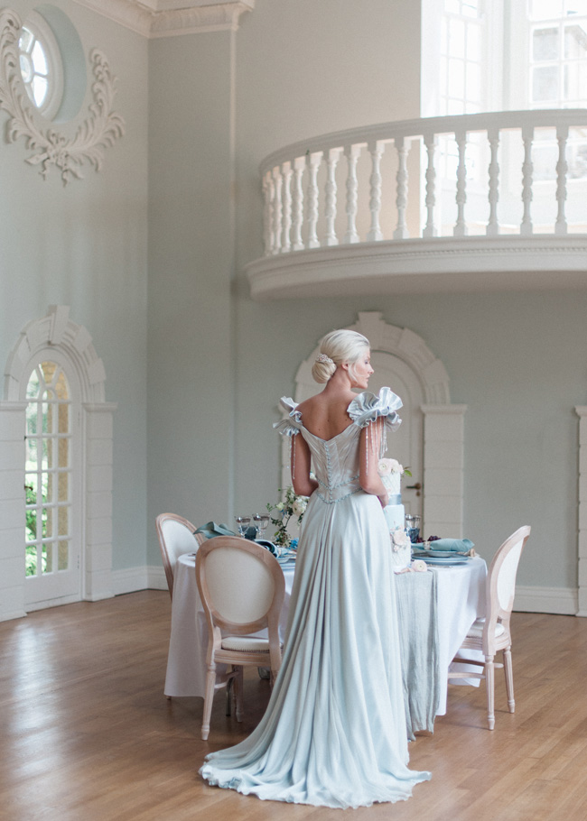 Cornwell Manor wedding styling, pastel blue wedding ideas, Kate Nielen Photography (14)