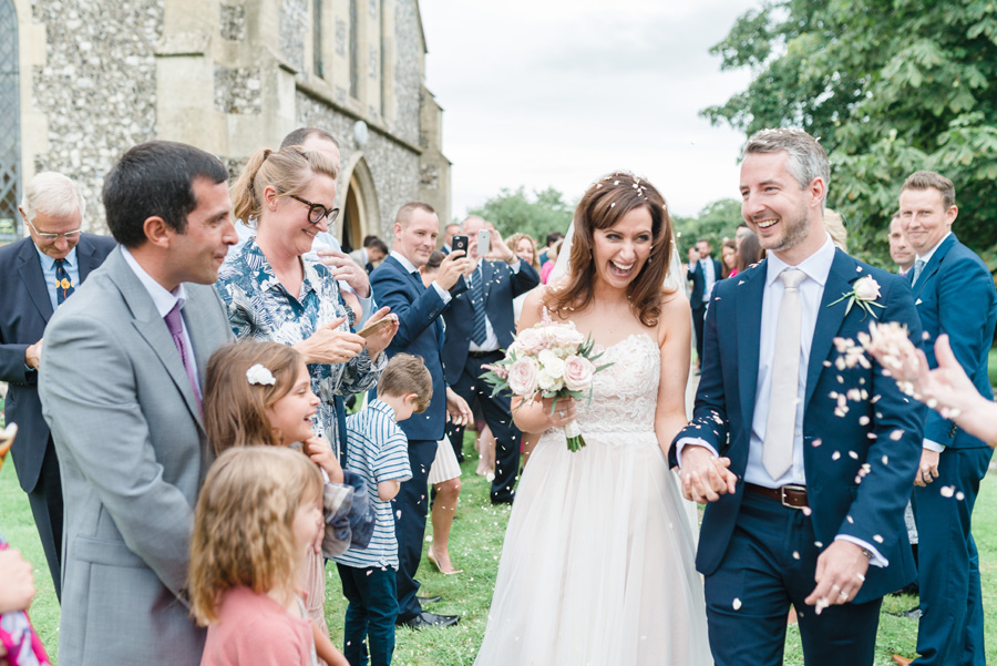 Elegant English wedding with afternoon tea, image credit Hannah McClune Photography (21)