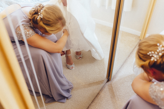 Barn wedding in Worcestershire, images by Curious Rose (8)