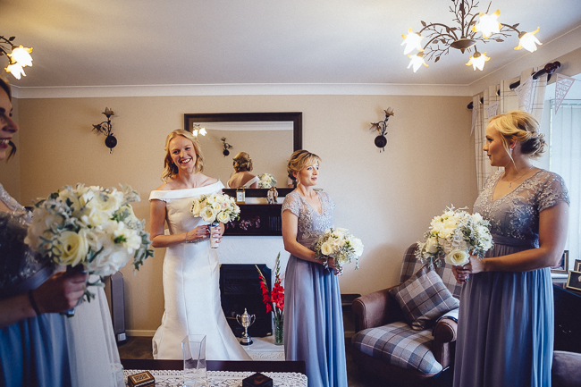 Barn wedding in Worcestershire, images by Curious Rose (10)