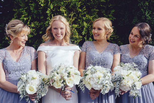 Barn wedding in Worcestershire, images by Curious Rose (11)
