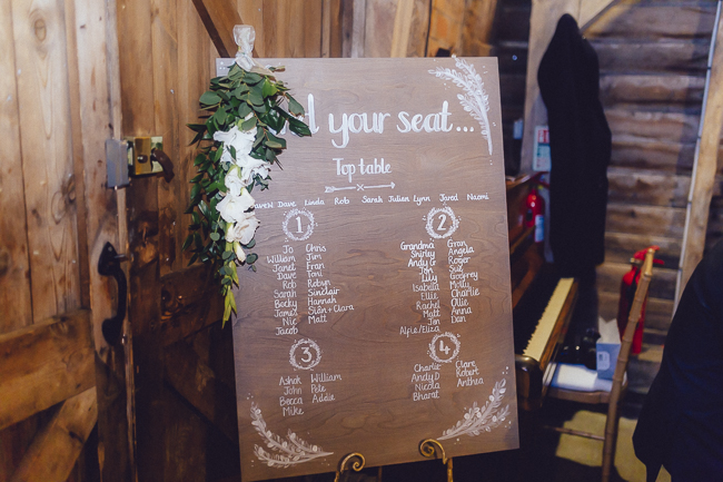 Barn wedding in Worcestershire, images by Curious Rose (25)