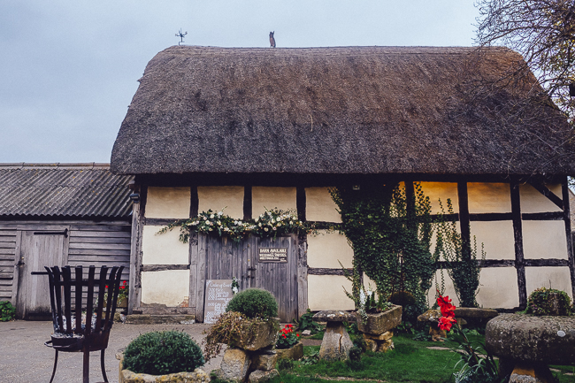 Barn wedding in Worcestershire, images by Curious Rose (27)