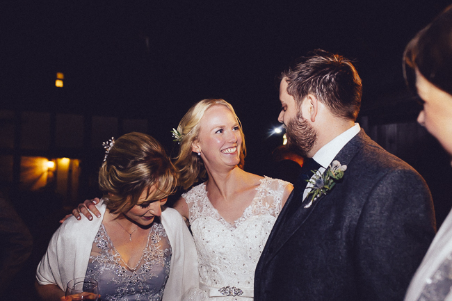 Barn wedding in Worcestershire, images by Curious Rose (30)