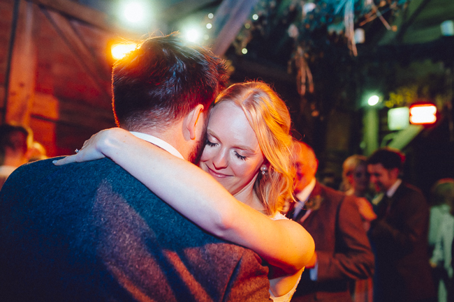 Barn wedding in Worcestershire, images by Curious Rose (32)