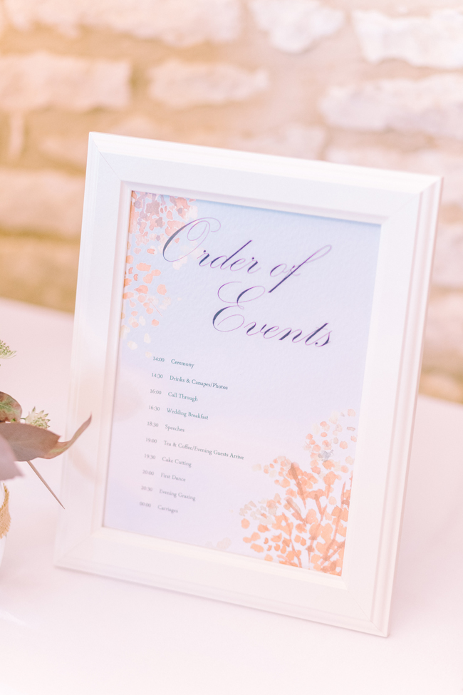 Fine art wedding at Caswell House, image by Jessica Davies Photography (15)