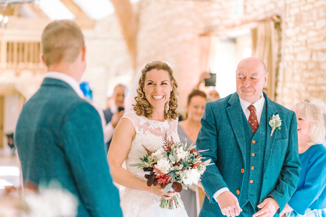 Fine art wedding at Caswell House, image by Jessica Davies Photography (17)