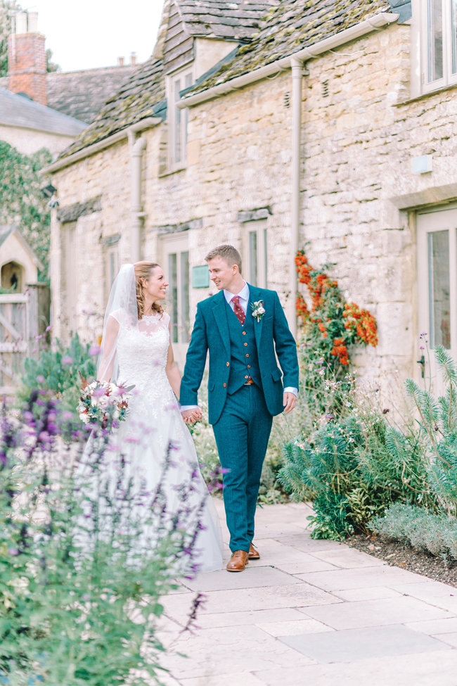 Fine art wedding at Caswell House, image by Jessica Davies Photography (26)