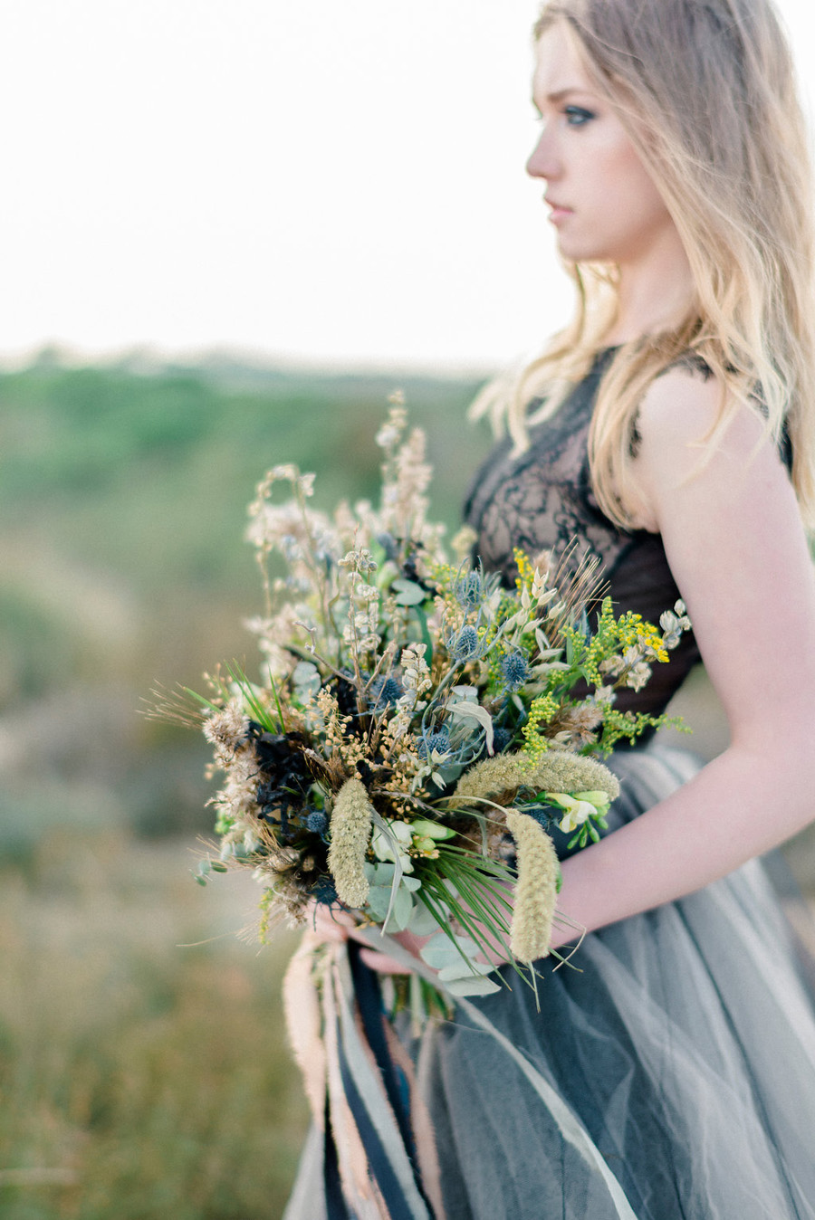 Coastal wedding style ideas from fine art photographer Kathryn Hopkins (24)