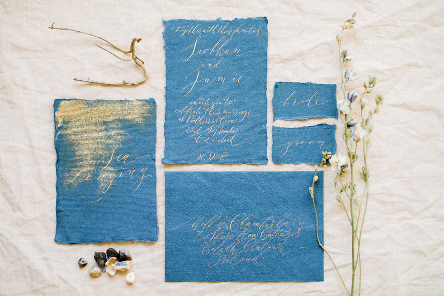 Coastal wedding style ideas from fine art photographer Kathryn Hopkins (16)
