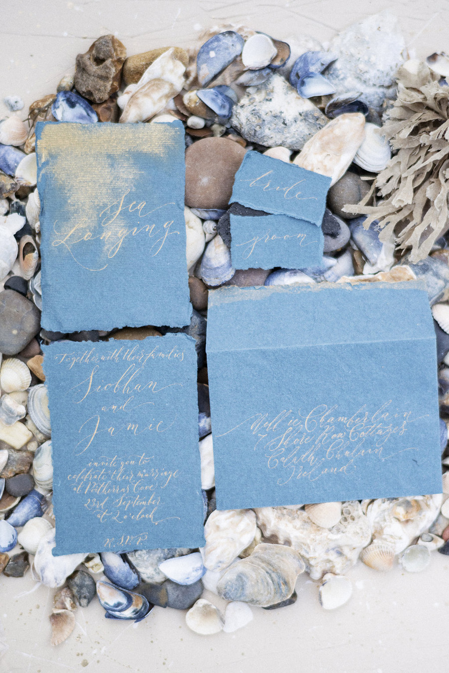 Coastal wedding style ideas from fine art photographer Kathryn Hopkins (10)