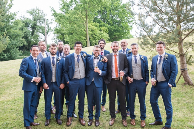 Traditional Kent wedding in an unusual venue, images by Kerry Ann Duffy Photography (14)
