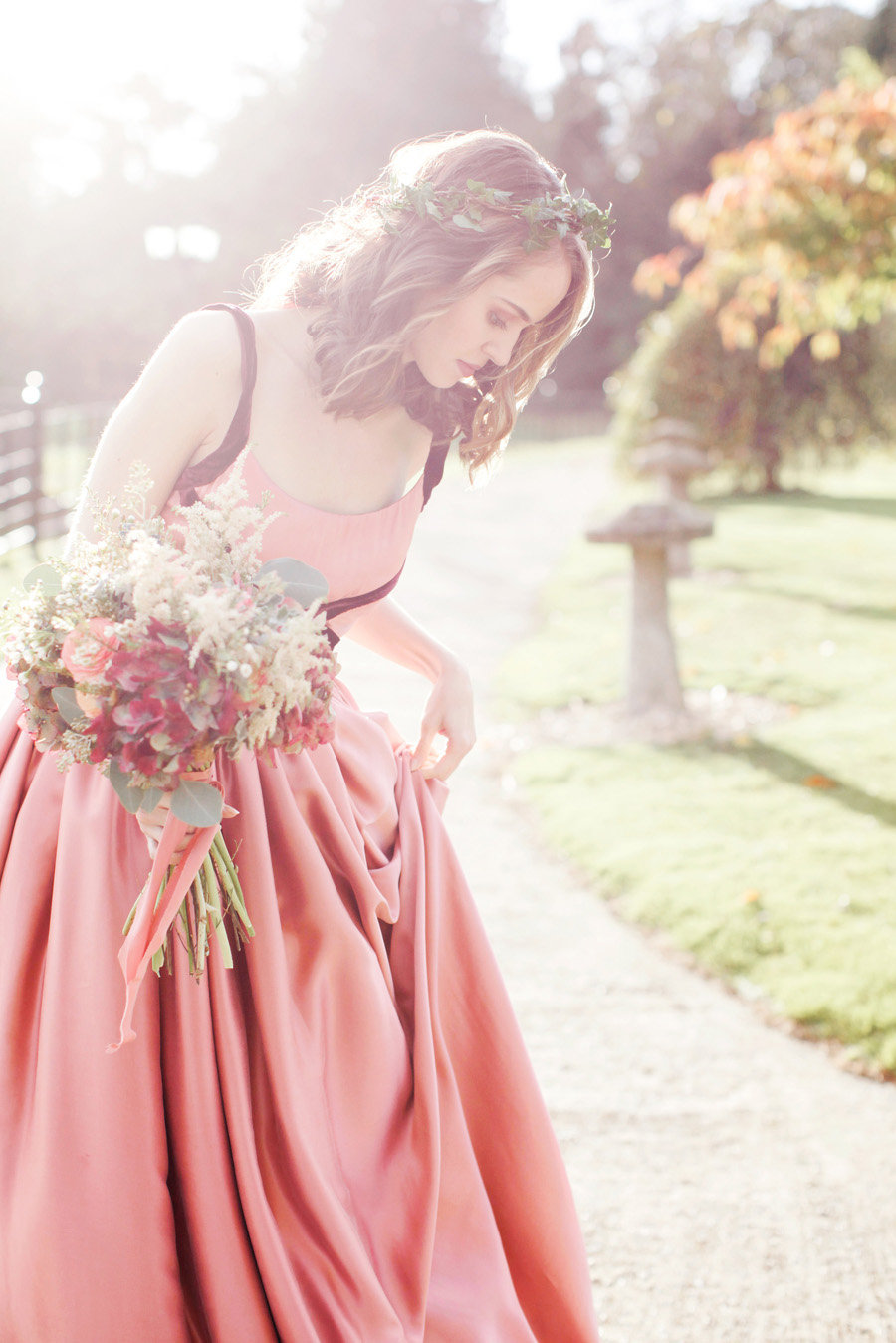 unique and elegant wedding dress ideas with Ailsa Munro, image by Rachel Rose Photography (17)