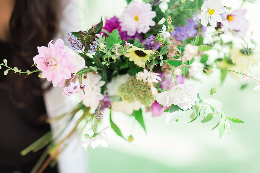 How to style your wedding with British grown flowers, with Alexandra Rose and Bethany Stanley Photography (7)