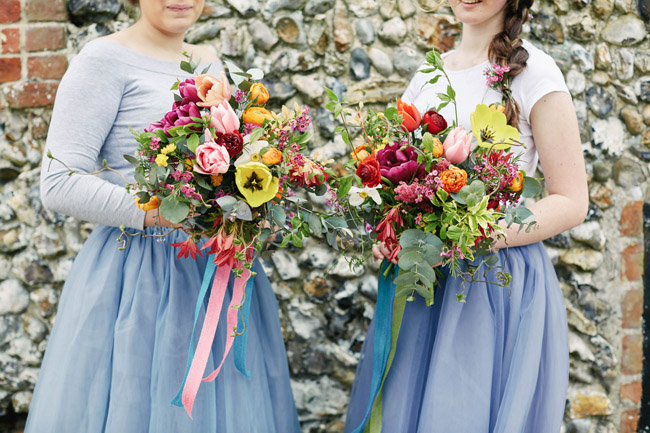 Vibrant and unique bridesmaid ideas, images by Fuller Photography Weddings (41)