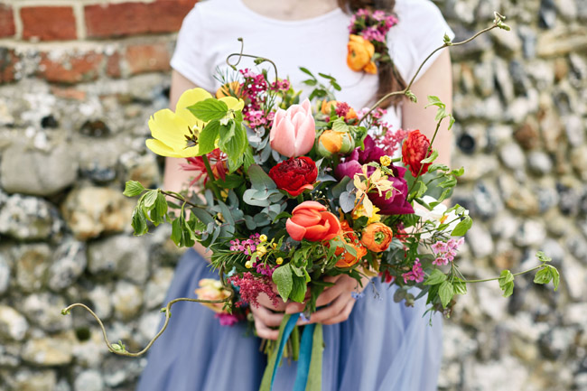 Vibrant and unique bridesmaid ideas, images by Fuller Photography Weddings (45)