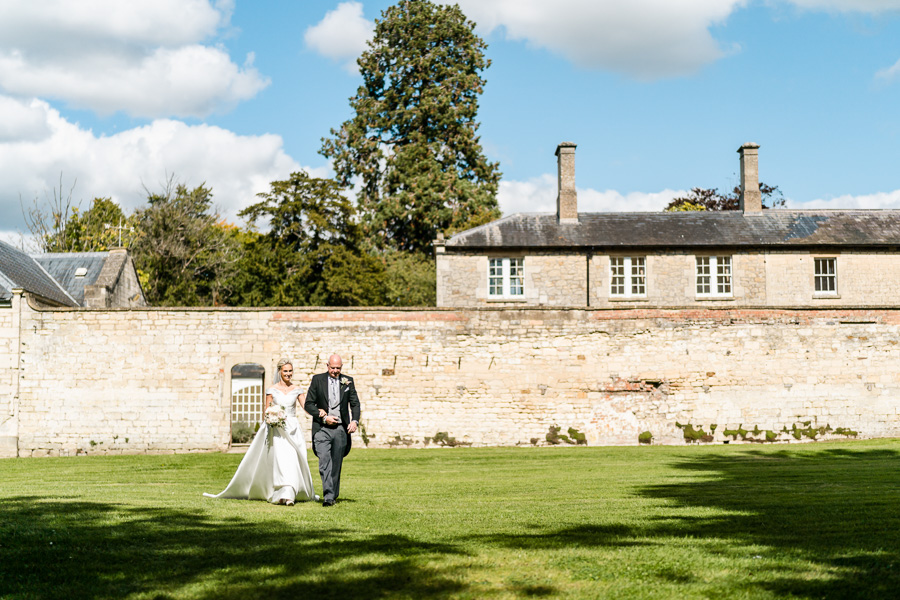 Glamorous English summer wedding at Eastington Park, images by John Barwood Photography (16)