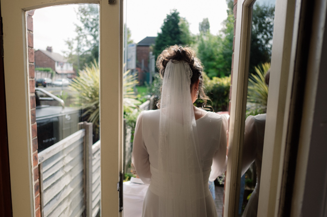Handmade wedding in Manchester, reception at Locke 91 Deansgate, images by Jenn Brookes Photographer (7)