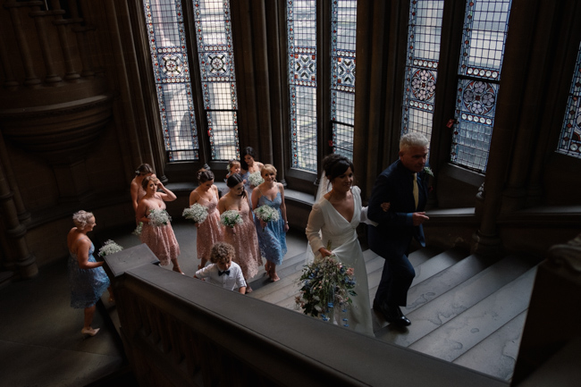 Handmade wedding in Manchester, reception at Locke 91 Deansgate, images by Jenn Brookes Photographer (9)