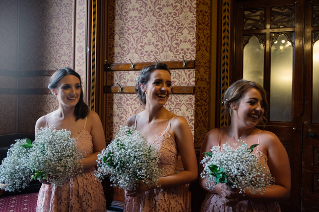Handmade wedding in Manchester, reception at Locke 91 Deansgate, images by Jenn Brookes Photographer (10)