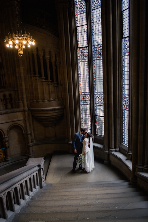 Handmade wedding in Manchester, reception at Locke 91 Deansgate, images by Jenn Brookes Photographer (20)