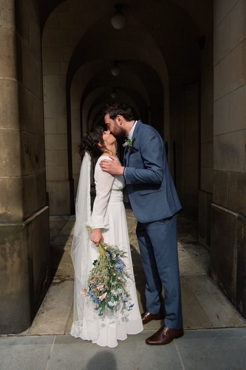 Handmade wedding in Manchester, reception at Locke 91 Deansgate, images by Jenn Brookes Photographer (26)
