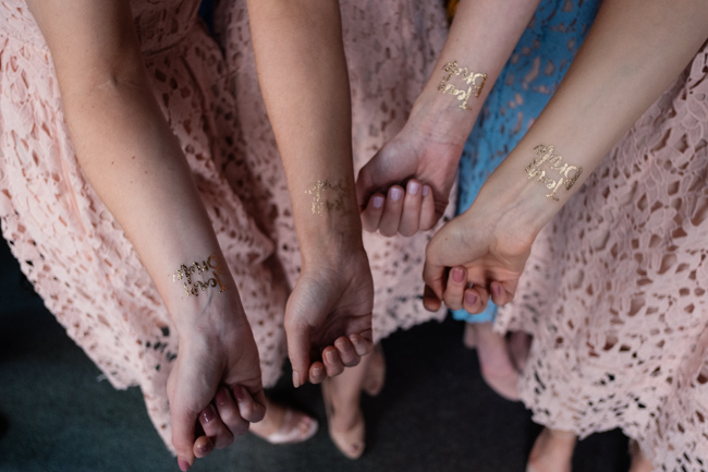 Handmade wedding in Manchester, reception at Locke 91 Deansgate, images by Jenn Brookes Photographer (32)