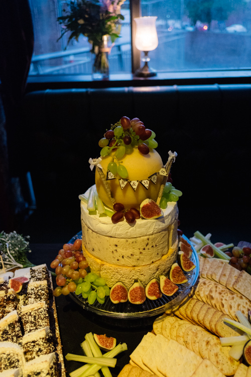 Handmade wedding in Manchester, reception at Locke 91 Deansgate, images by Jenn Brookes Photographer (36)