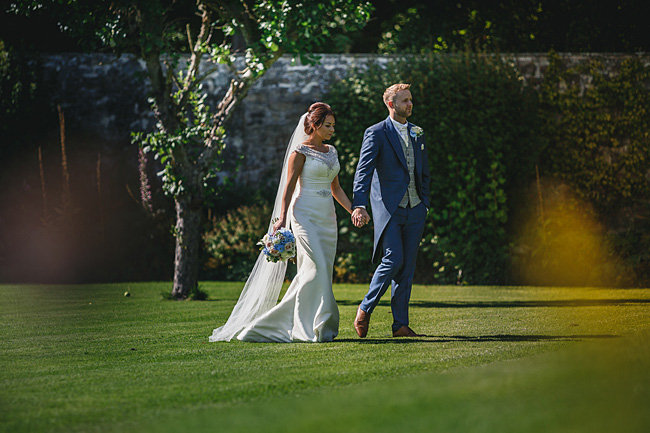 Glamour and elegance at Headlam Hall Yorkshire with Stan Seaton Photography (8)