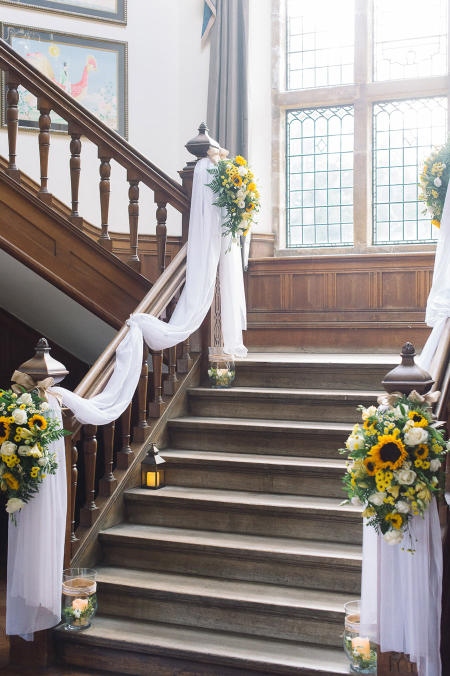 Cowdray estate wedding with sunflowers, images by Joanna Cleeve Photography (6)