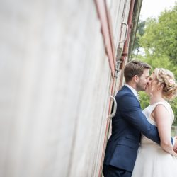 Liz and Matt's lovely Lineham Farm wedding, with Jenny Maden Photography