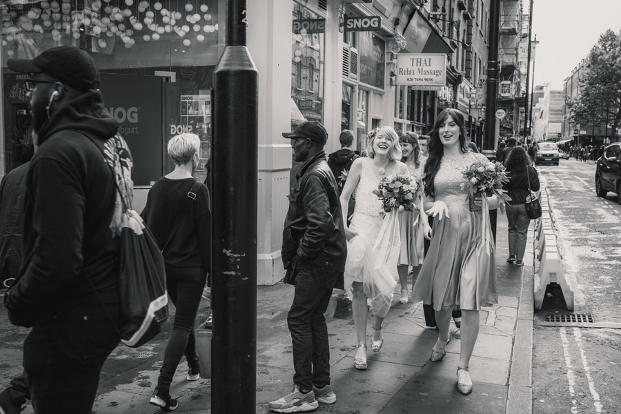 Gloriously eclectic and fun Soho wedding with Becky Harley Photography (16)