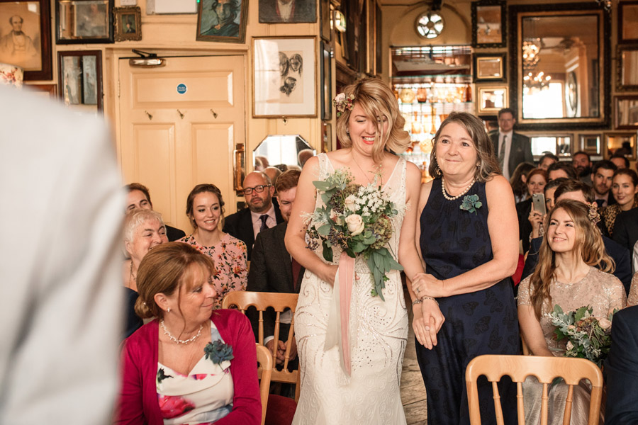 Gloriously eclectic and fun Soho wedding with Becky Harley Photography (17)