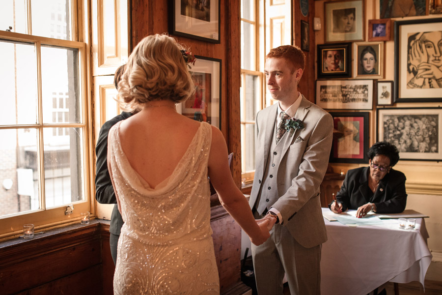 Gloriously eclectic and fun Soho wedding with Becky Harley Photography (18)
