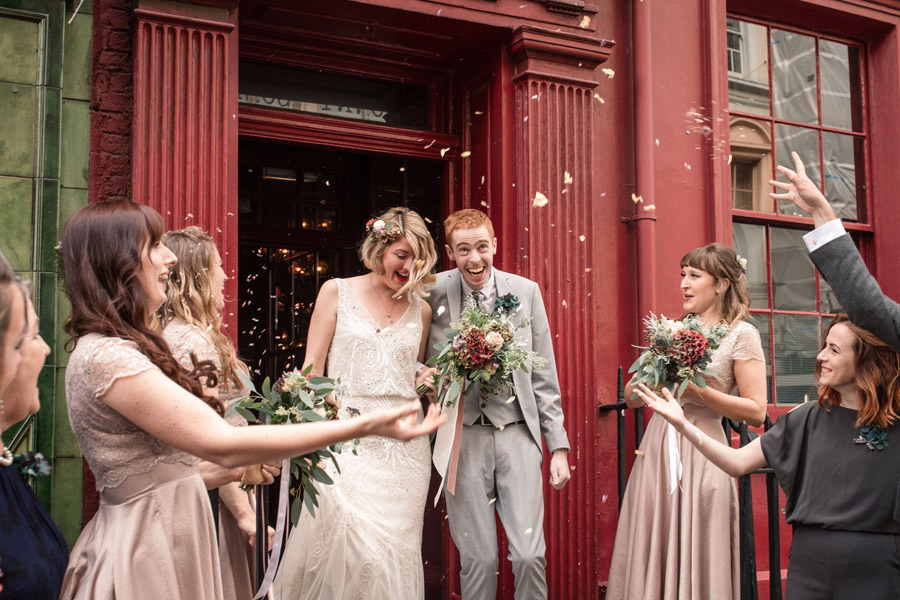 Gloriously eclectic and fun Soho wedding with Becky Harley Photography (23)