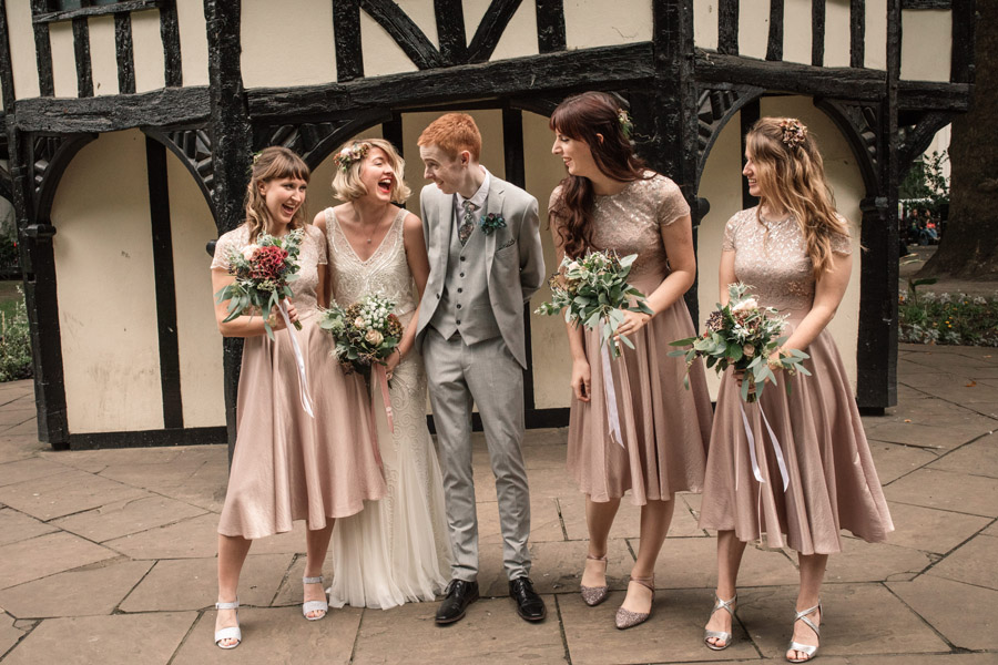 Gloriously eclectic and fun Soho wedding with Becky Harley Photography (25)