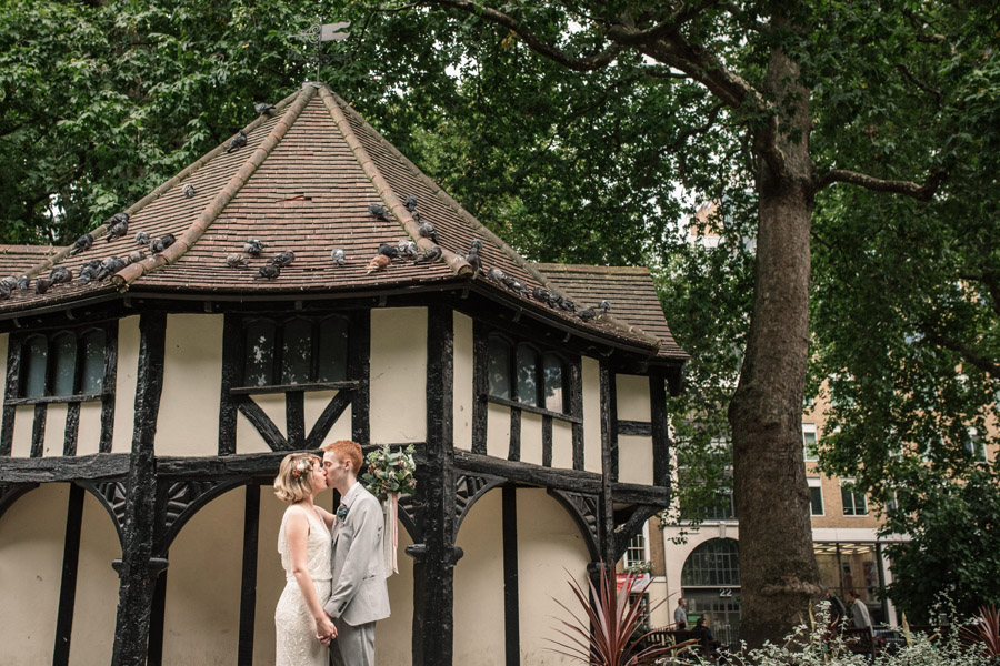 Gloriously eclectic and fun Soho wedding with Becky Harley Photography (28)