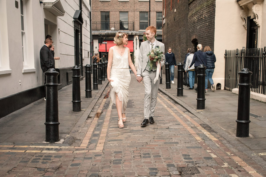 Gloriously eclectic and fun Soho wedding with Becky Harley Photography (29)