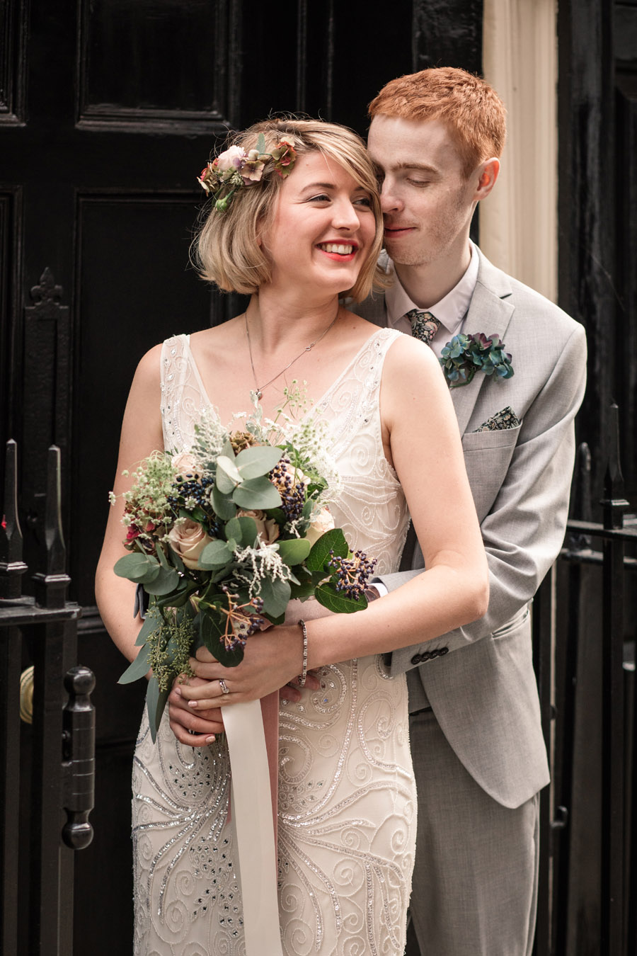 Gloriously eclectic and fun Soho wedding with Becky Harley Photography (30)