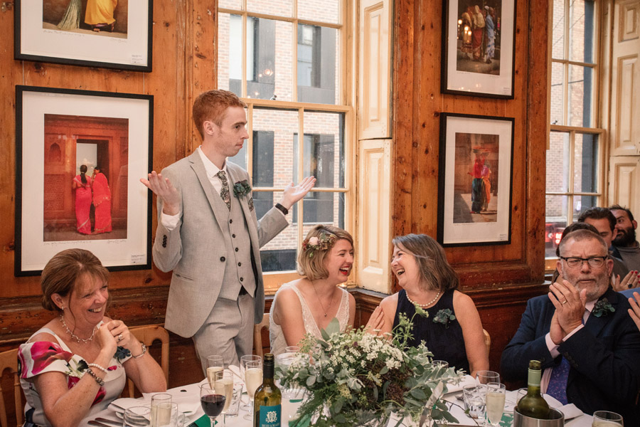 Gloriously eclectic and fun Soho wedding with Becky Harley Photography (39)