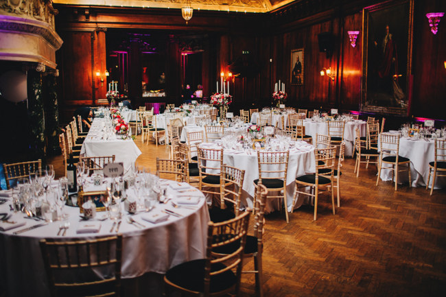 Vibrant florals and classic English styling for a Thornton Manor wedding, images by Rachel Joyce Photography (7)