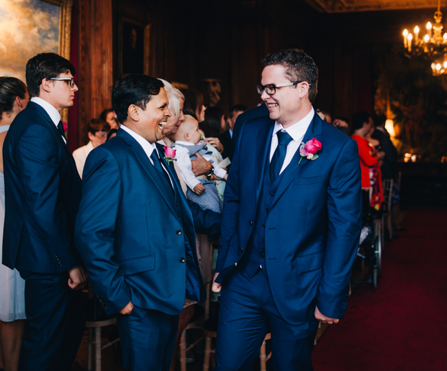 Vibrant florals and classic English styling for a Thornton Manor wedding, images by Rachel Joyce Photography (18)