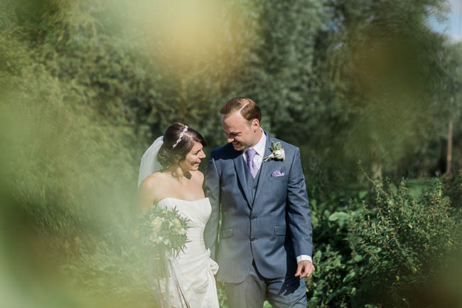 Beautiful summer wedding outdoors in an English vineyard, with Danielle Smith Photography (25)