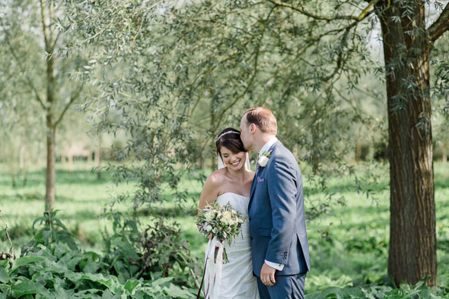 Beautiful summer wedding outdoors in an English vineyard, with Danielle Smith Photography (26)