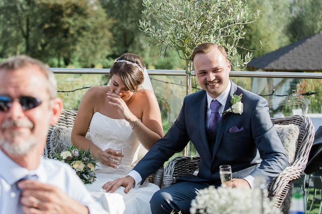 Beautiful summer wedding outdoors in an English vineyard, with Danielle Smith Photography (27)